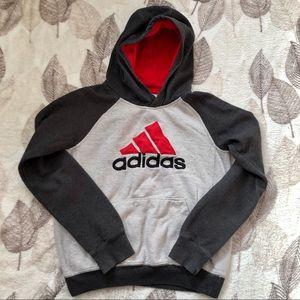 Boys Adidas Hoodie Size L